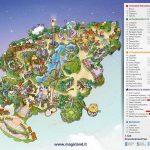 Il Lazio ed i suoi parchi divertimento