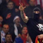 Ultra Serbi a Genova