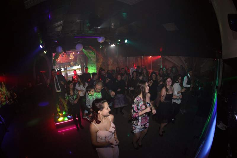 festa 18 anni disco club