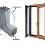 Differenze tra infissi in alluminio e serramenti in PVC